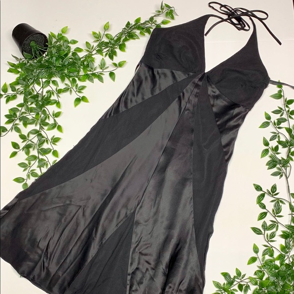 Laundry By Shelli Segal Dresses & Skirts - Laundry Silk Halter Dress (4)